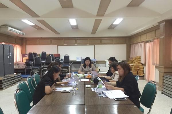 ประชุมเปิดโครงการเรียนการสอนตามโครงการ Intensive English Program (IEP) ระดับชั้นม.4-6