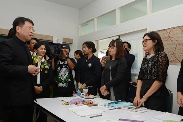 ครูโรงเรียนเพชรพิทยาคม จ.เพชรบูรณ์ ร่วมประชุมฝึกอบรมพัฒนาครูด้านการจัดการเรียนการสอนภาษาอังกฤษ (Boot Camp)