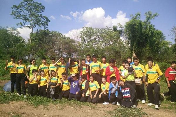 โครงการสวนป่าในโรงเรียน…