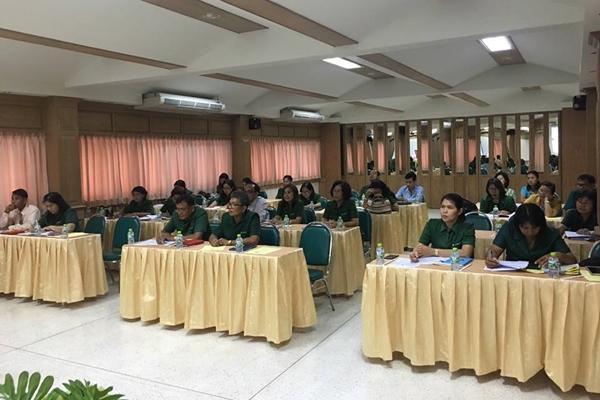 ประชุมคณะกรรมการบริหารหลักสูตรและงานวิชาการ