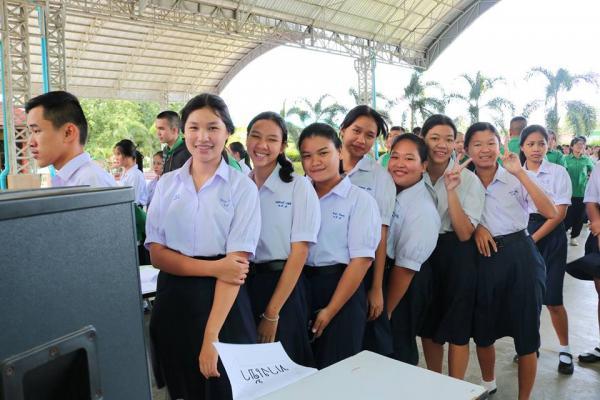 เลือกตั้งสภานักเรียน ประจำปี 2561