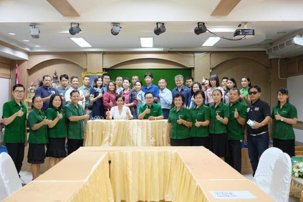 ประชุมเครือข่ายผู้ปกครอง โรงเรียนเพชรพิทยาคม