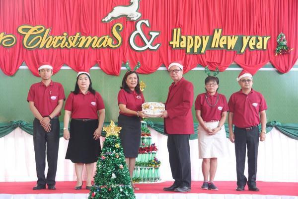 โรงเรียนเพชรพิทยาคม จัดกิจกรรมวันคริสต์มาส ประจำปีการศึกษา 2561