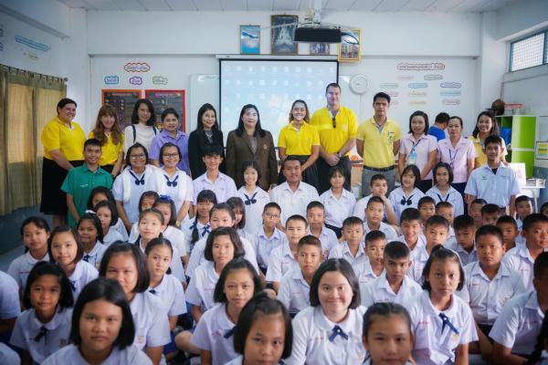 โรงเรียนเพชรพิทยาคม แนะแนวการเข้าศึกษาต่อห้องเรียนพิเศษ สสวท. และ English Program