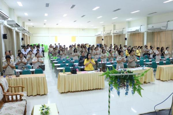 ประมวลภาพกิจกรรมการประชุมครู ครั้งที่ 2/2562