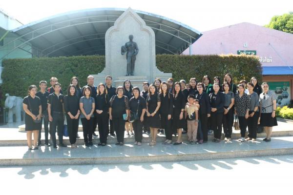 กลุ่มสาระการเรียนรู้วิทยาศาสตร์เข้าศึกษาดูงาน ณ โรงเรียนเบญจมราชูทิศ จังหวัดจันทบุรี