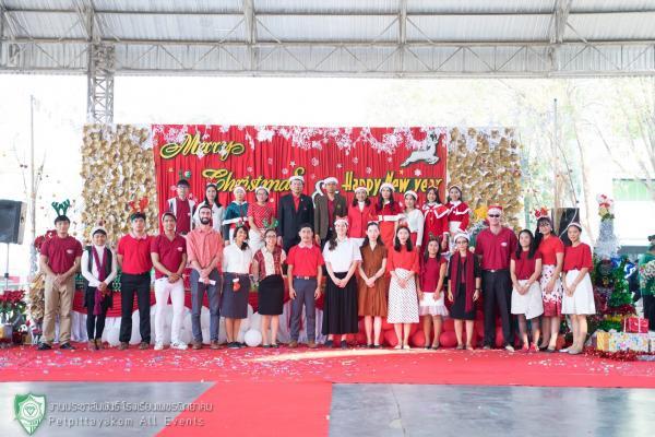 ประมวลภาพกิจกรรมวันคริสต์มาส ประจำปีการศึกษา 2562