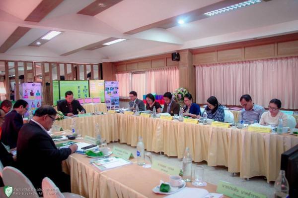 โรงเรียนเพชรพิทยาคม จัดการประชุมคณะกรรมการสถานศึกษาขั้นพื้นฐาน ครั้งที่ 1/2563