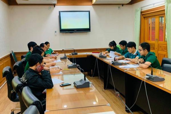 ประชุมวางแผนการจัดขบวนแห่งานมะขามหวานนครบาลเพชรบูรณ์ ประจำปี 2563