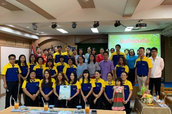 โรงเรียนเพชรพิทยาคม ต้อนรับคณะศึกษาดูงานโรงเรียนศรียานุสรณ์ จังหวัดจันทบุรี เมื่อวันที่ 24 มกราคม 2563