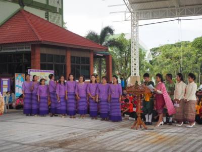 กิจกรรมวันสุนทรภู่ ประจำปีการศึกษา 2558