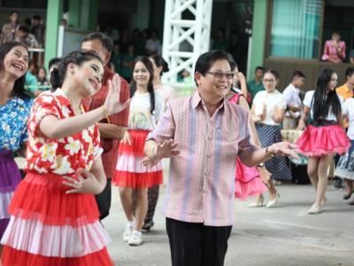กิจกรรมวันภาษาไทยแห่งชาติและกิจกรรมหมอภาษา