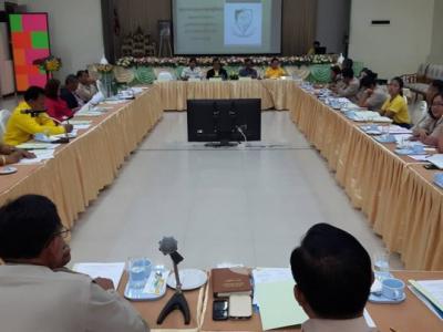 ประชุมคณะกรรมการบริหารโรงเรียน