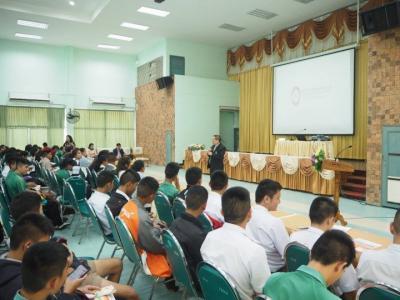 แนะแนวการศึกษา จาก ม.กรุงเทพธนบุรี