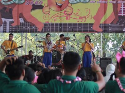 กิจกรรม PKS Music Festival 2016