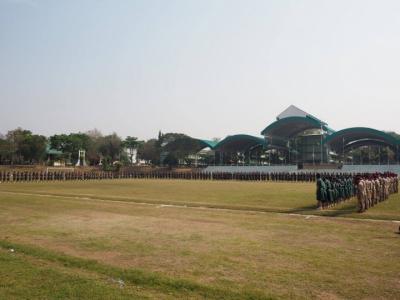 เข้าค่ายลูกเสือ ม.2 ปีการศึกษา 2558