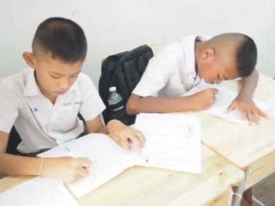 โรงเรียนเพชรพิทยาคม จัดสอนปรับพื้นฐาน ม.1 และ ม.4