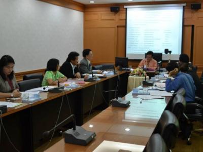 ประชุมผู้บริหารโรงเรียนในกลุ่มสหวิทยาเขตเพชรพิทยาคม