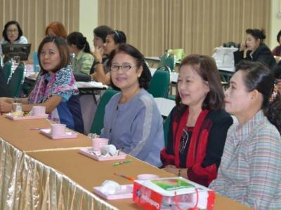 ผอ. สพม.40 ประชุมครูเพชรพิทยาคม