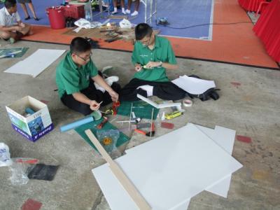 ผลการประกวดแข่งขันศิลปหัตถกรรมนักเรียน ครั้งที่ 64 ระดับเขตพื้นท
